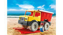 Win a PLAYMOBIL Dump Truck and a PLAYMOBIL Excavator!
